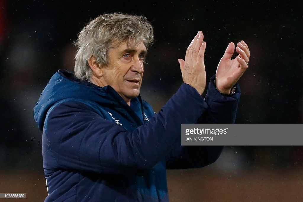 Manuel Pellegrini delighted by West Ham's superb win at Southampton