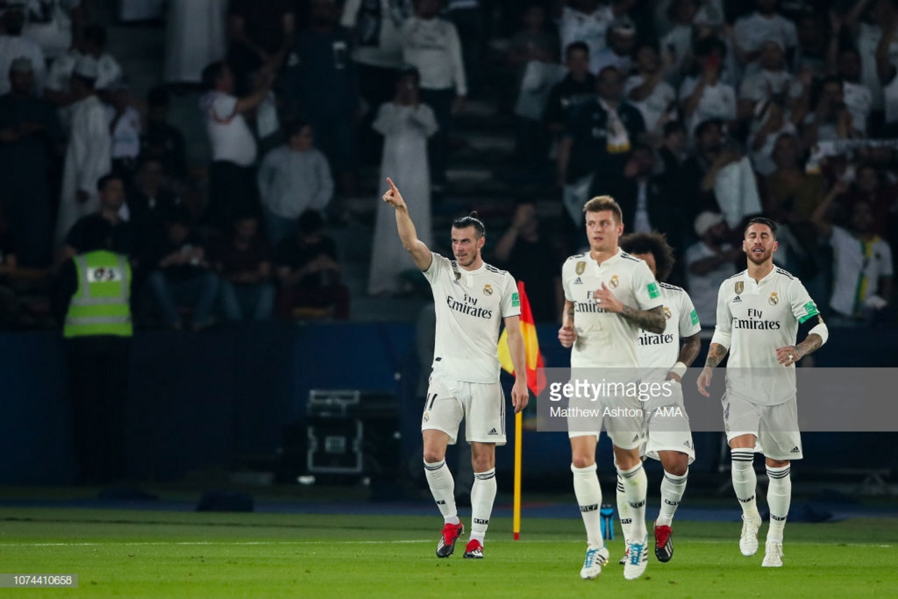Kashima Antlers 1-3 Real Madrid: Red-hot Bale leads Real to FIFA Club World Cup final