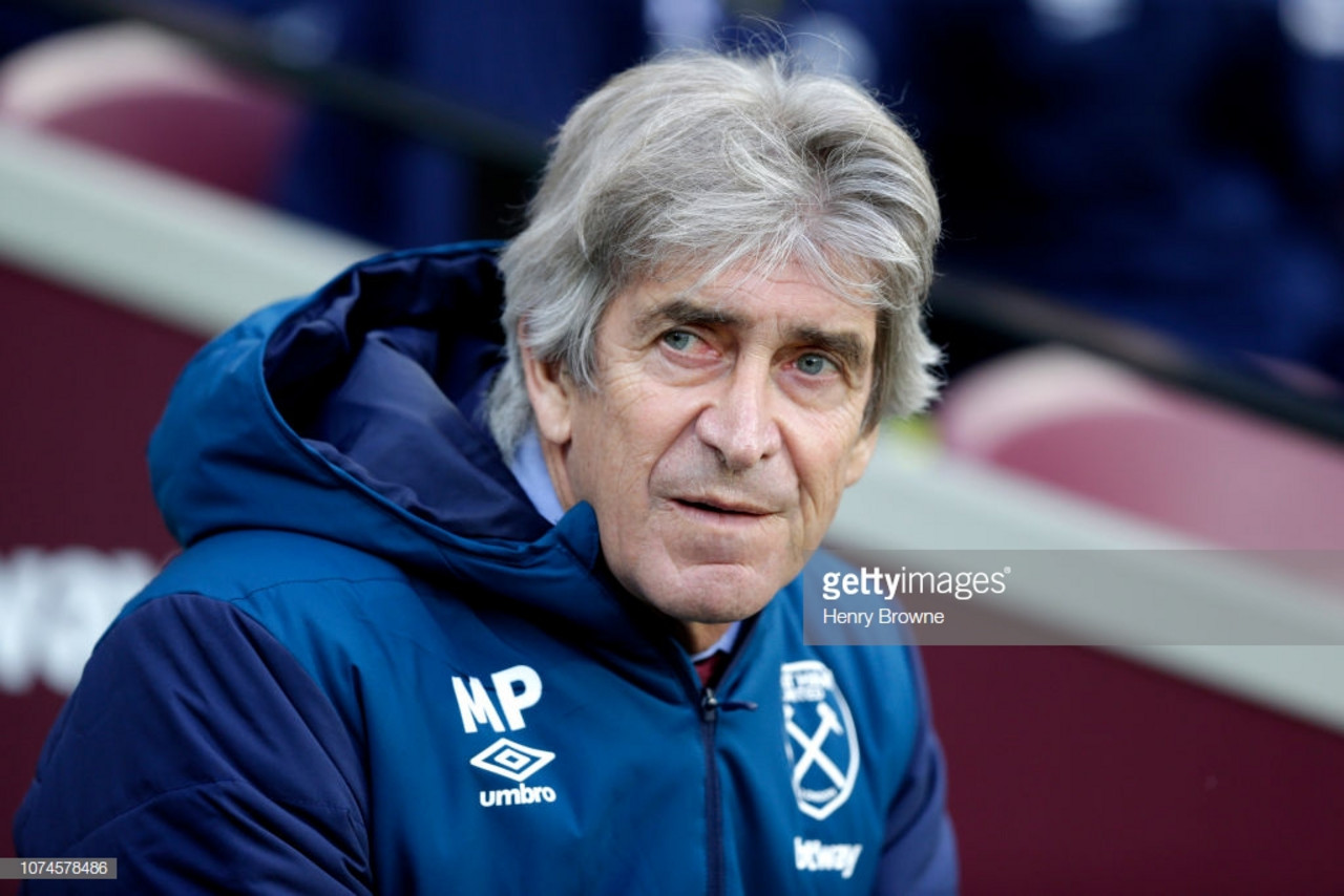 Manuel Pellegrini believes at least a draw was the right result