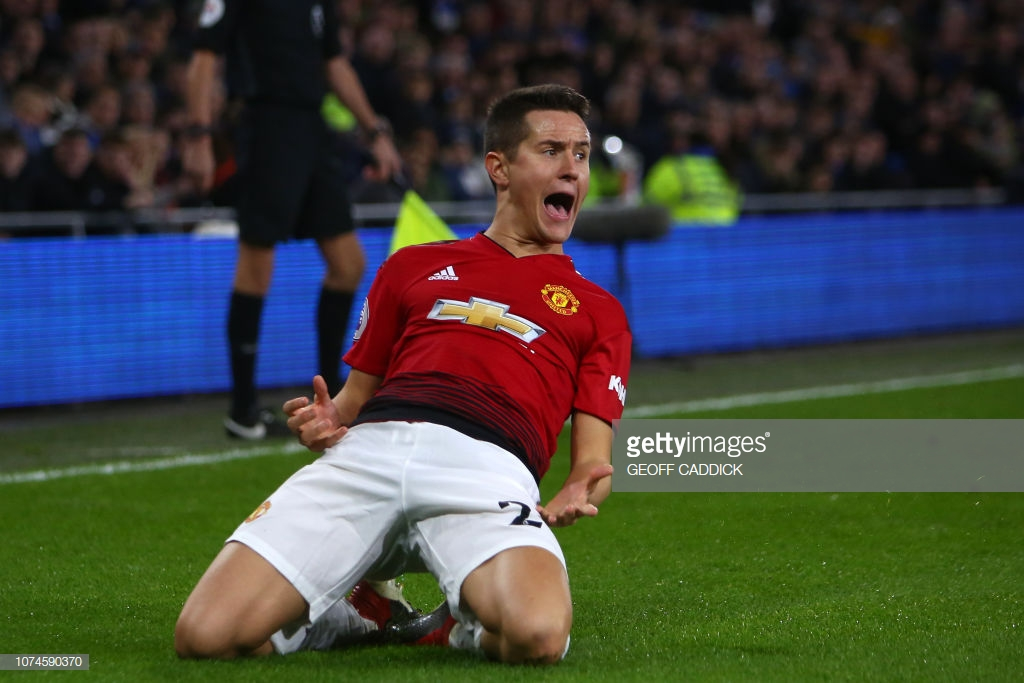 Opinion: Ander Herrera's contract renewal would be welcomed by fans