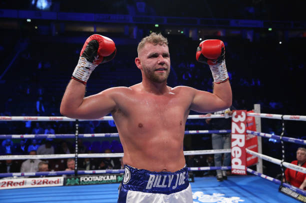 What will 2021 bring for Billy-Joe Saunders?