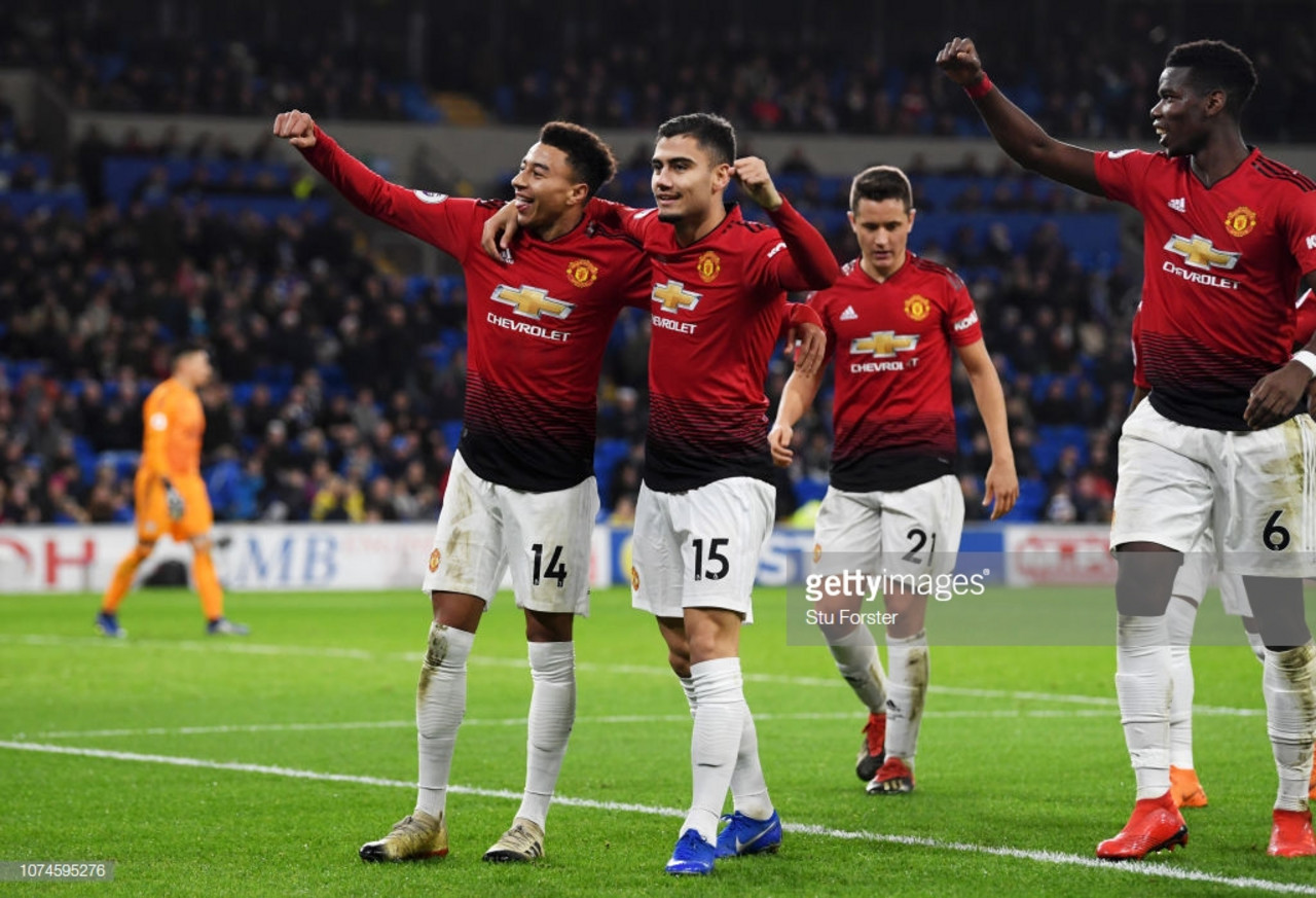 Cardiff City 1-5 Manchester United: Lingard shines as Red Devils begin new era with thumping win over Bluebirds