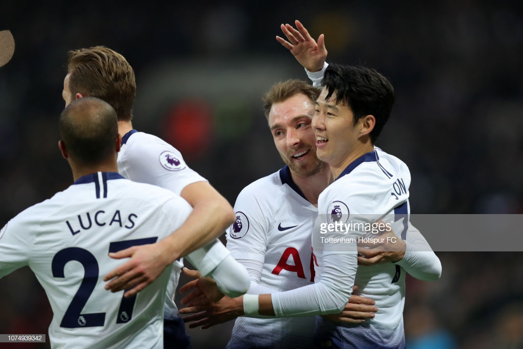 The Warm Down: Spurs net five goals just days after putting six past Everton