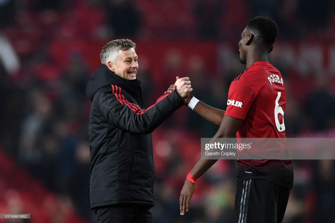 """Injured Paul Pogba """"gutted"""" by poor Manchester United form"""
