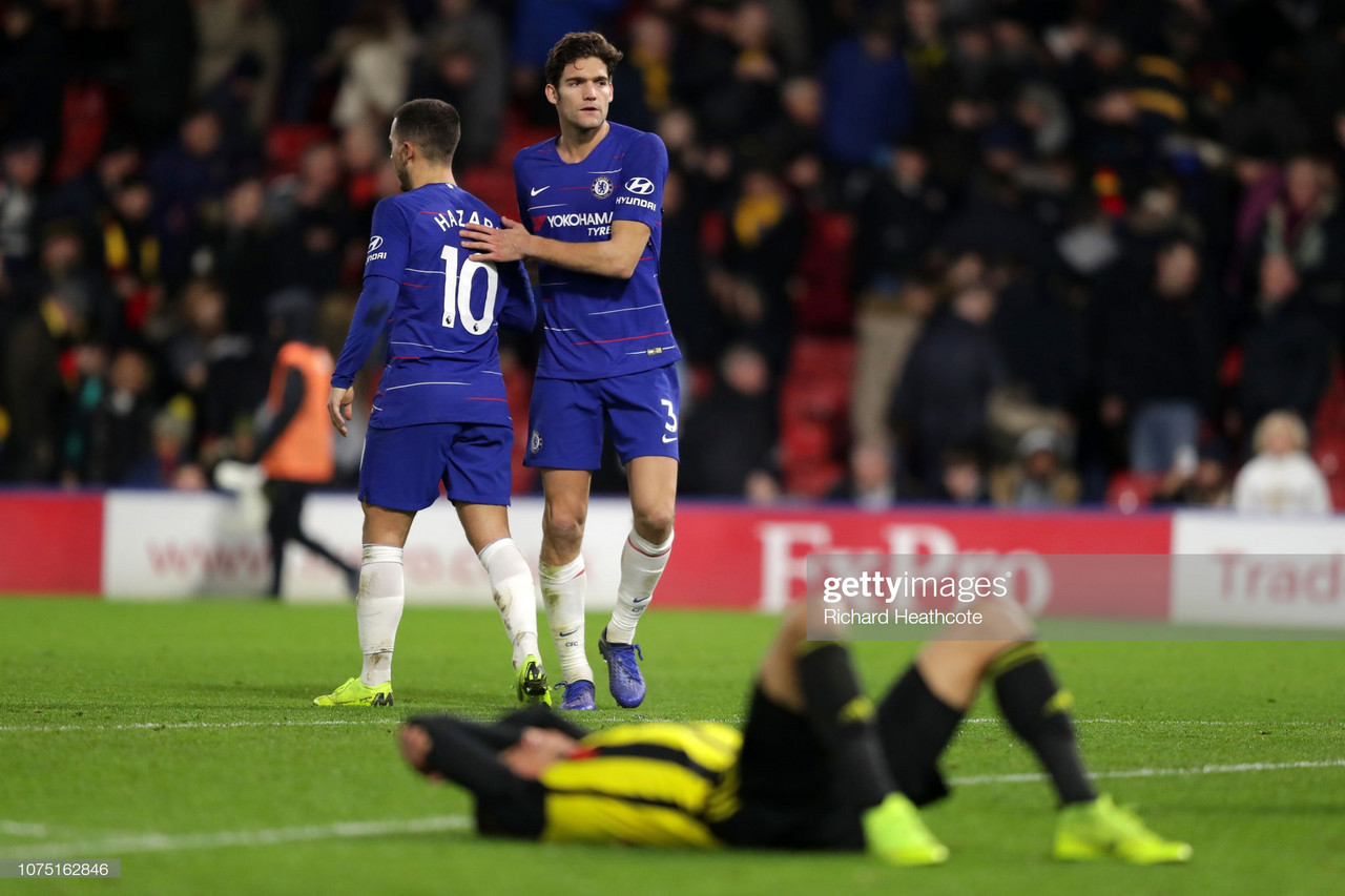 Chelsea vs Watford Preview: Blues have eyes on third place