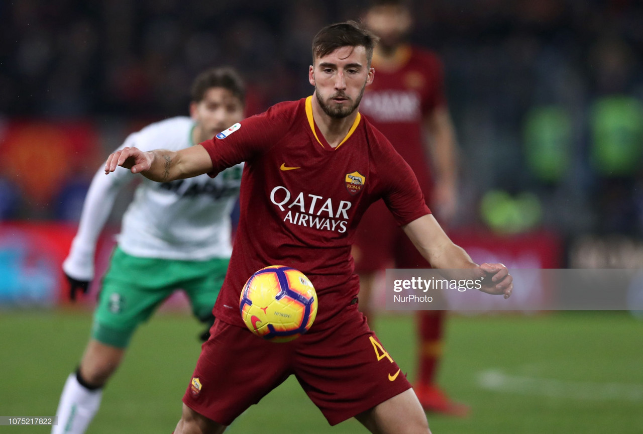 A.S Roma vs U.S Sassuolo: Can Roma get their first win of the campaign?