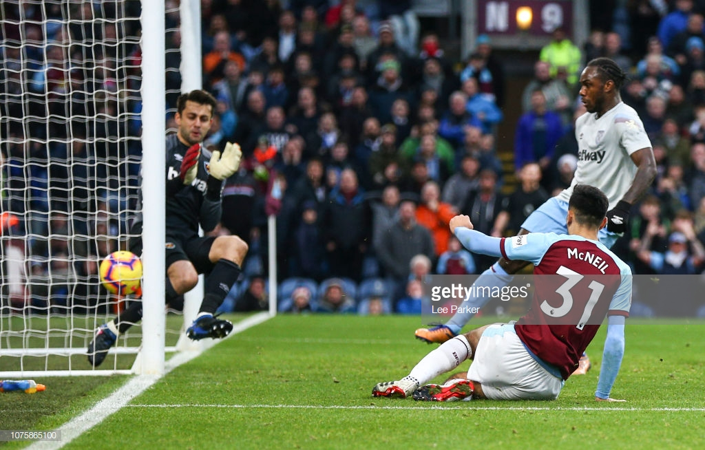 Burnley 2-0 West Ham: Improved Clarets give themselves a boost going into 2019