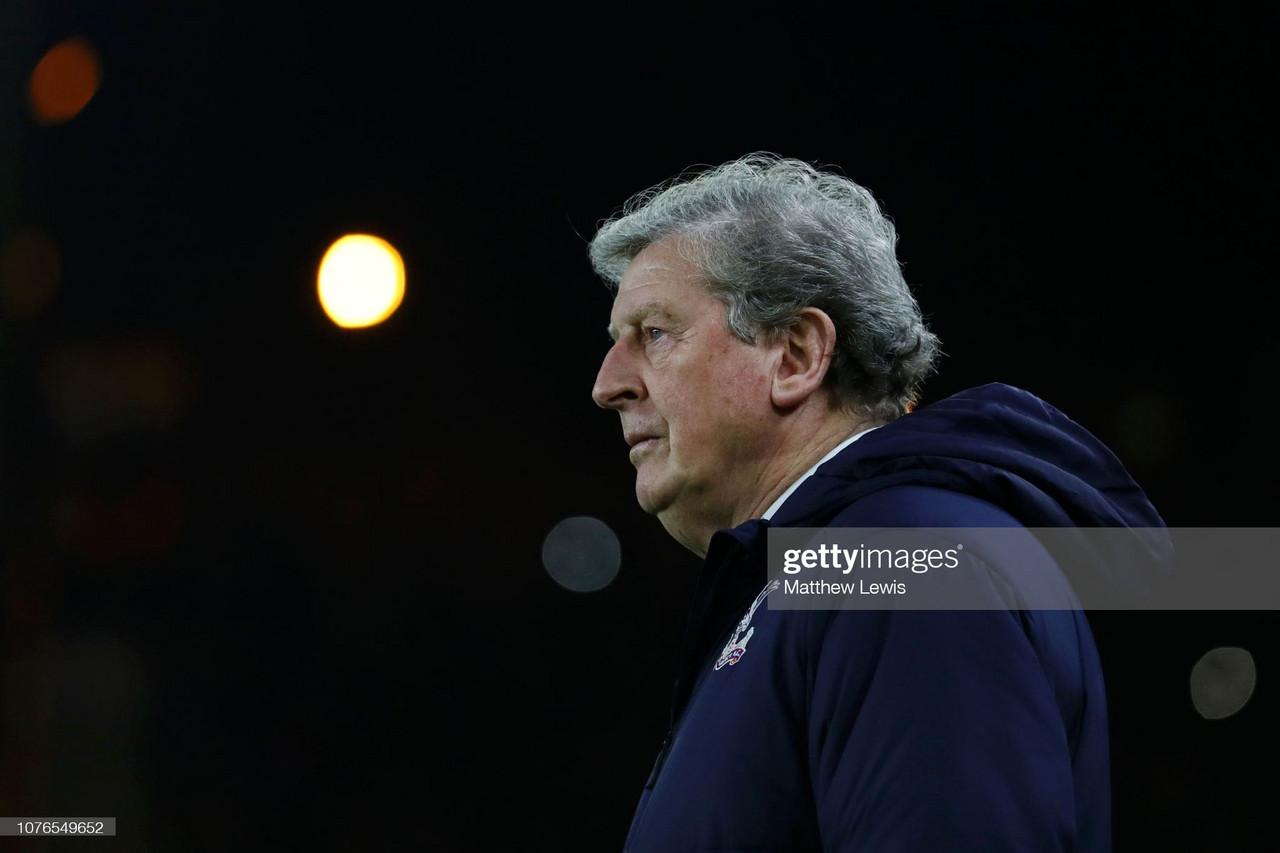 Crystal Palace press conference LIVE: Roy Hodgson on Zaha,Mateta, & Wolves