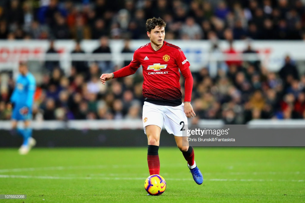 Victor Lindelof continues to shine for Manchester United