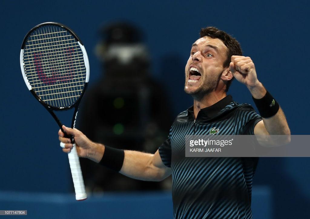 ATP Doha: Roberto Bautista Agut upsets Novak Djokovic in three sets to reach final