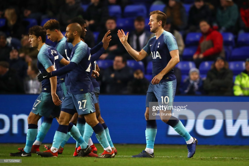 The Warm Down: Spurs in seven heaven after Tranmere trouncing