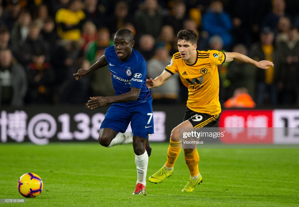 As it happened: Hazard rescues late point for Chelsea against Wolves