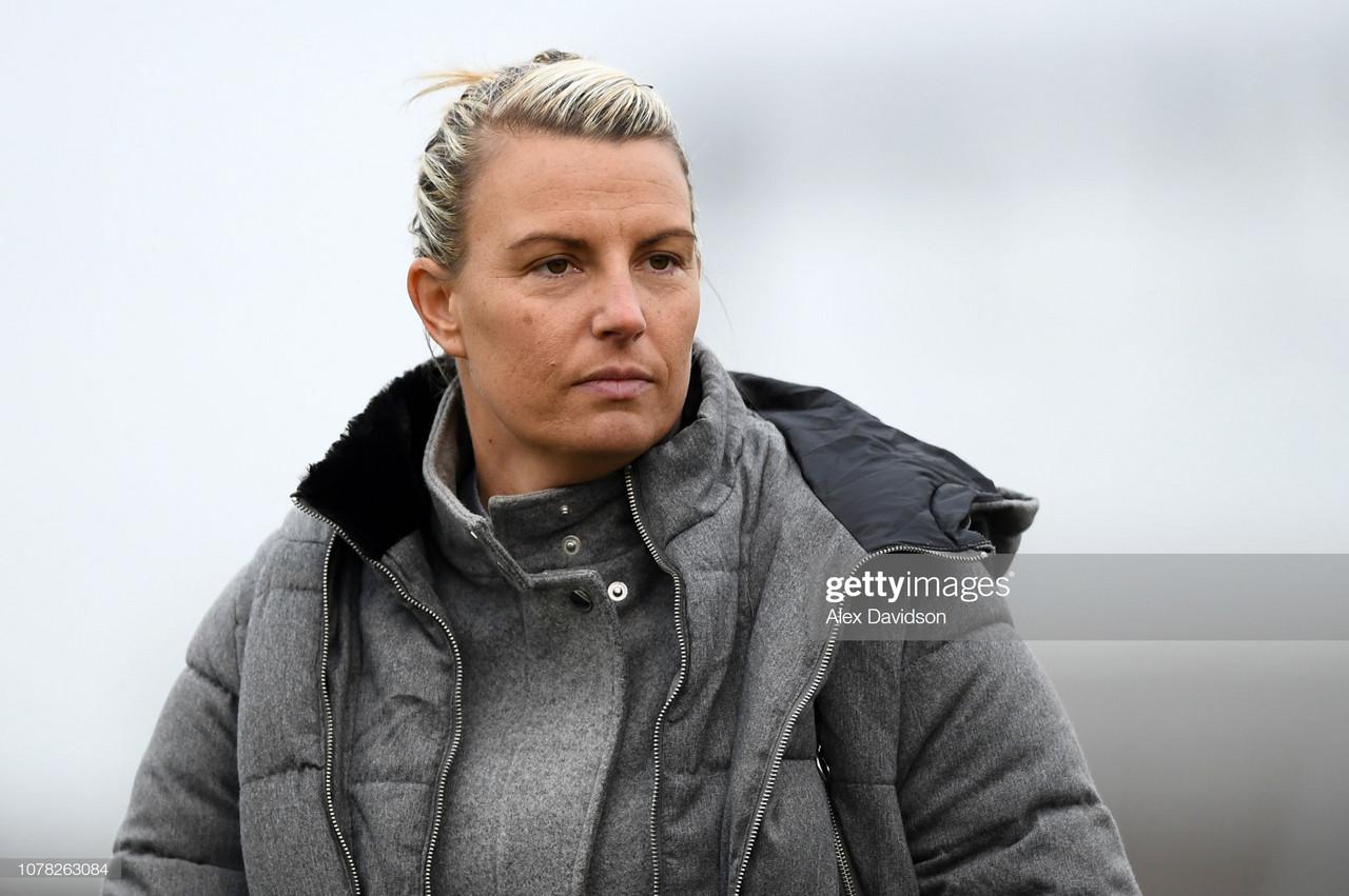 Tanya Oxtoby insists Bristol City's defeat to Liverpool isn't season defining