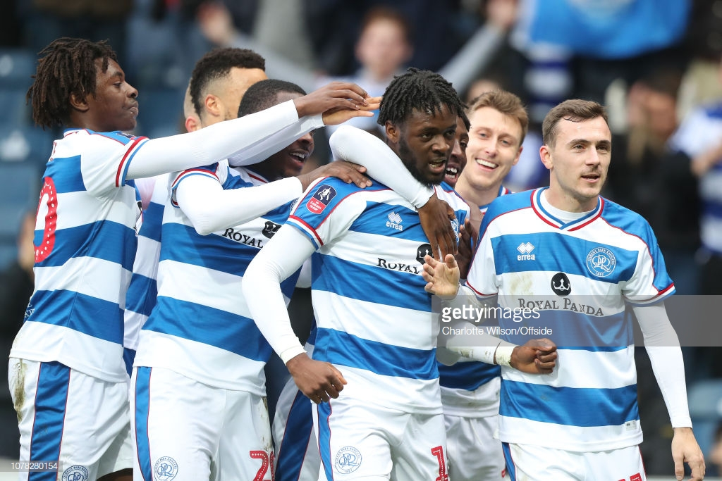 QPR 2-1 Leeds United: Rare FA Cup delight for Steve McClaren's Hoops against Championship leaders