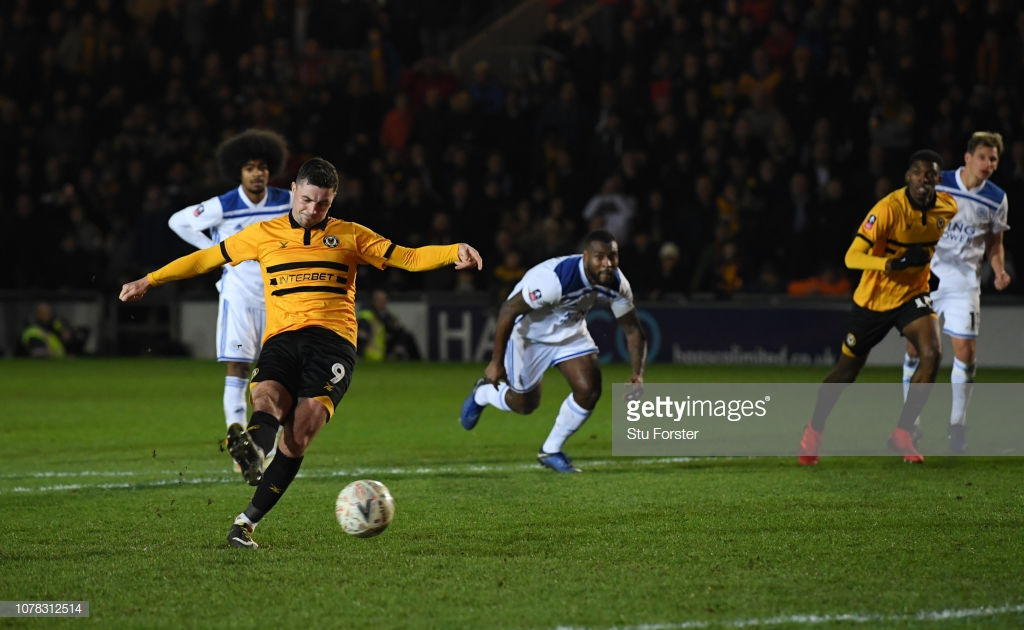 Newport County 2-1 Leicester City: Brave Exiles knockout former Premier League champions in a sensational giant-killing