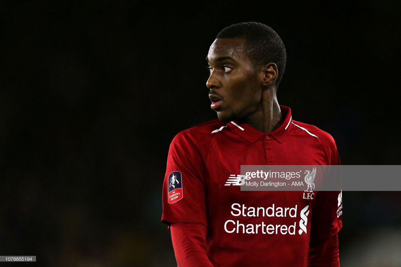 Liverpool's Rafael Camacho edges closer to Sporting move