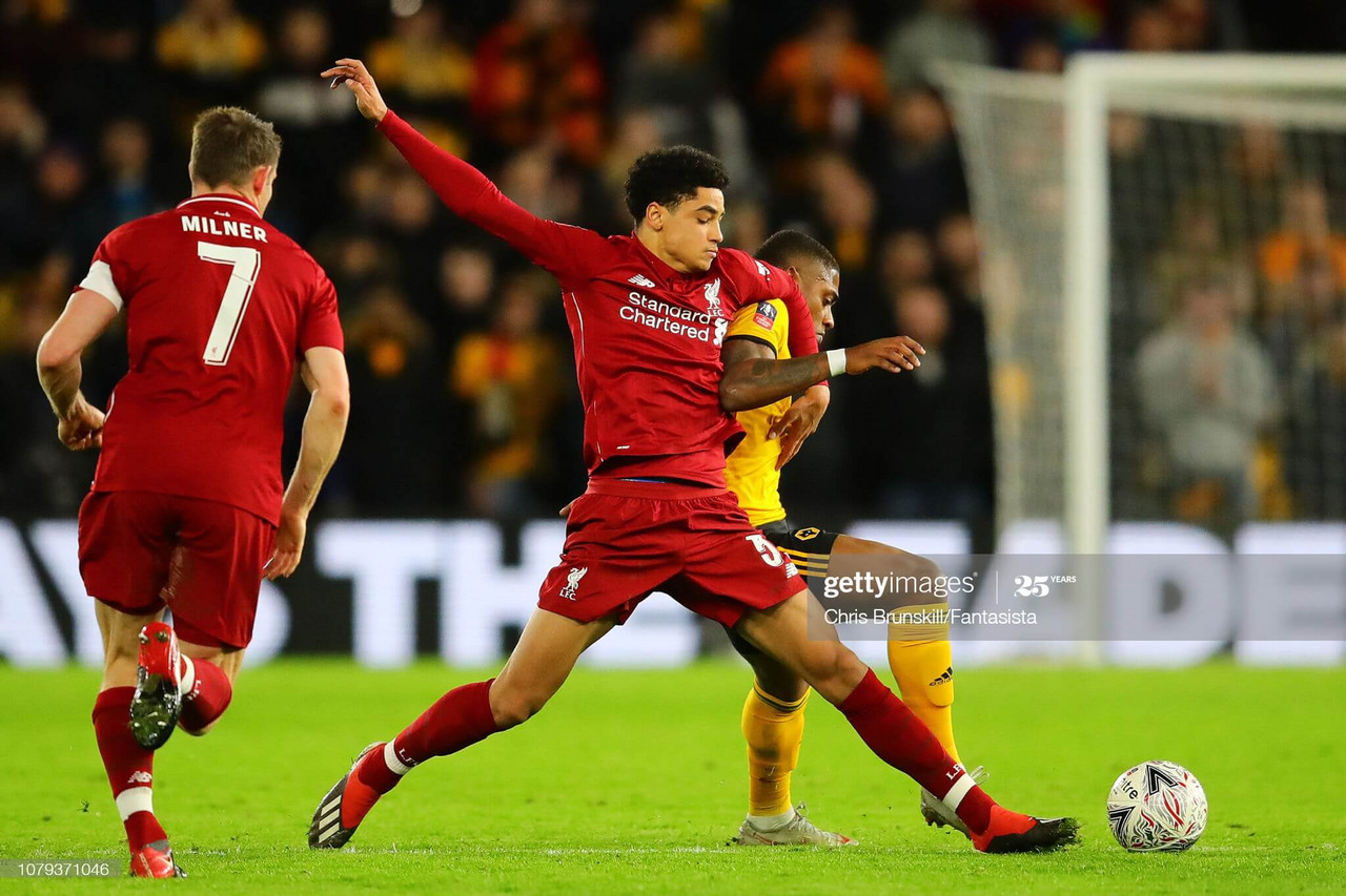 Wolves on verge of signing Liverpool youngster Hoever