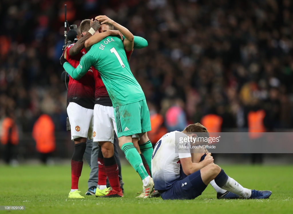 The Warm Down: De Gea saves United but Spurs left to rue wasted chances