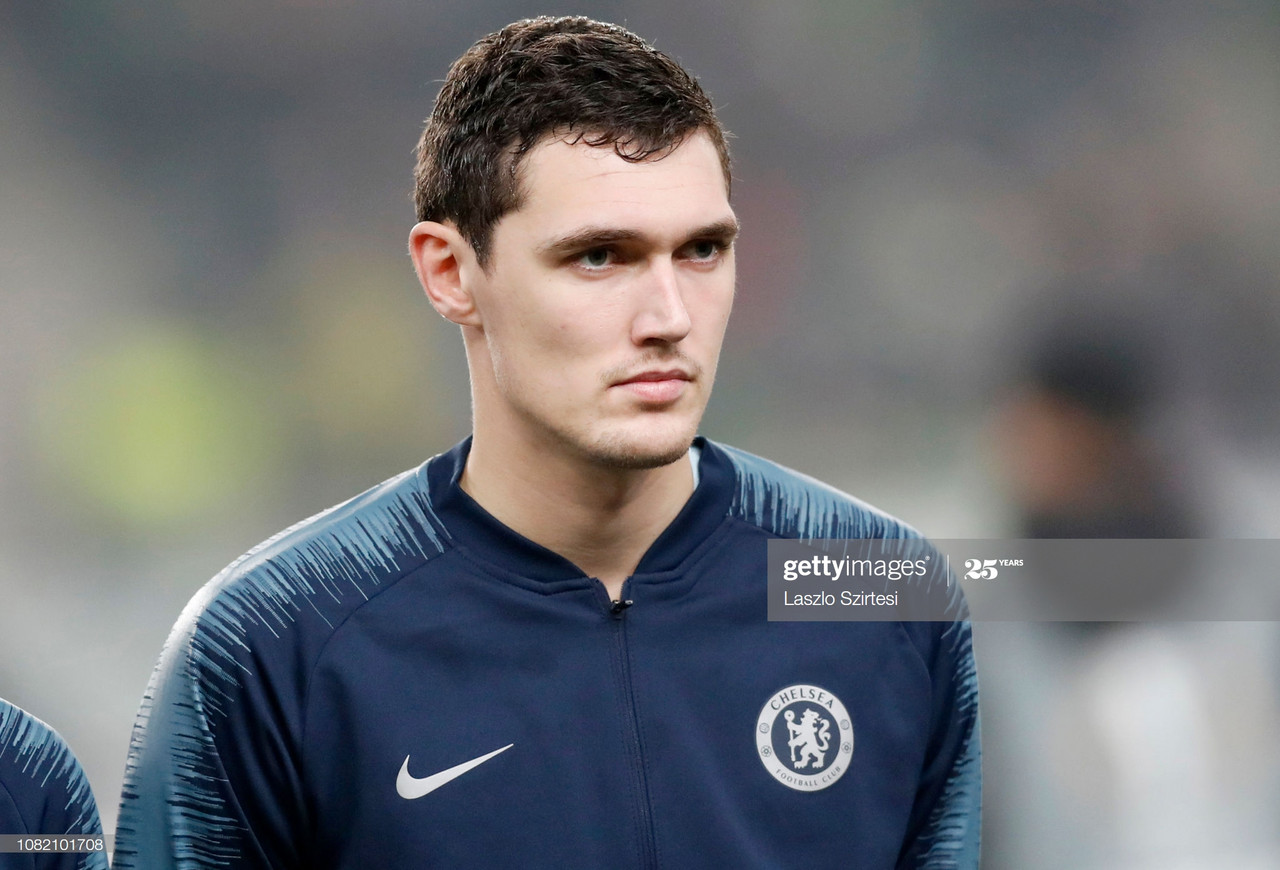 Andreas Christensen: The Road to Chelsea and his influences as a youngster