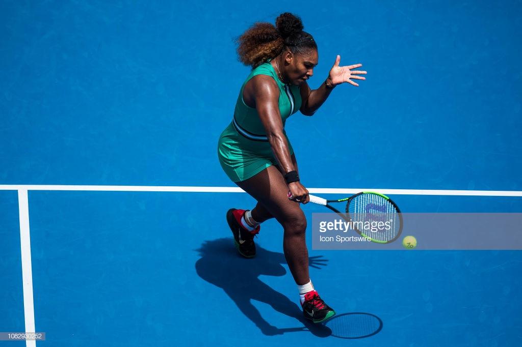 Australian Open: Serena Williams speaks after dominant win over Tatjana Maria