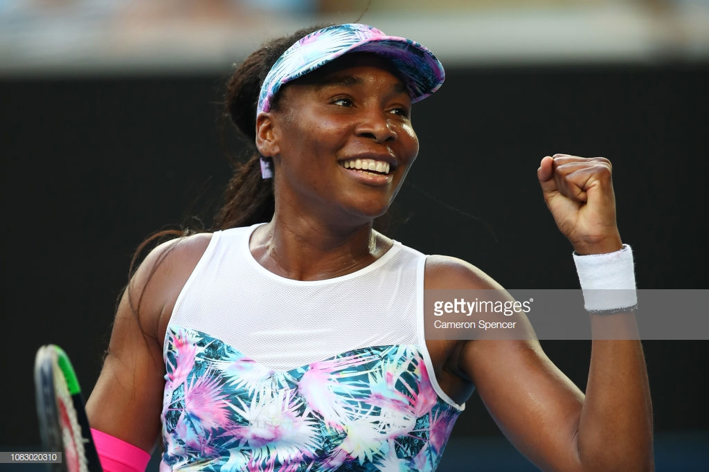 2019 Australian Open: Venus Williams rallies past Mihaela Buzarnescu