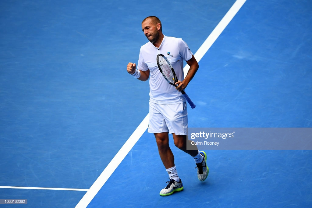 ATP Delray Beach: Dan Evans soars into semifinal with Andreas Seppi dismissal