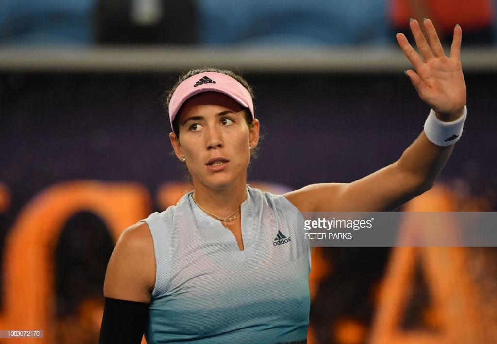 2019 Australian Open: Muguruza edges Konta in late night classic