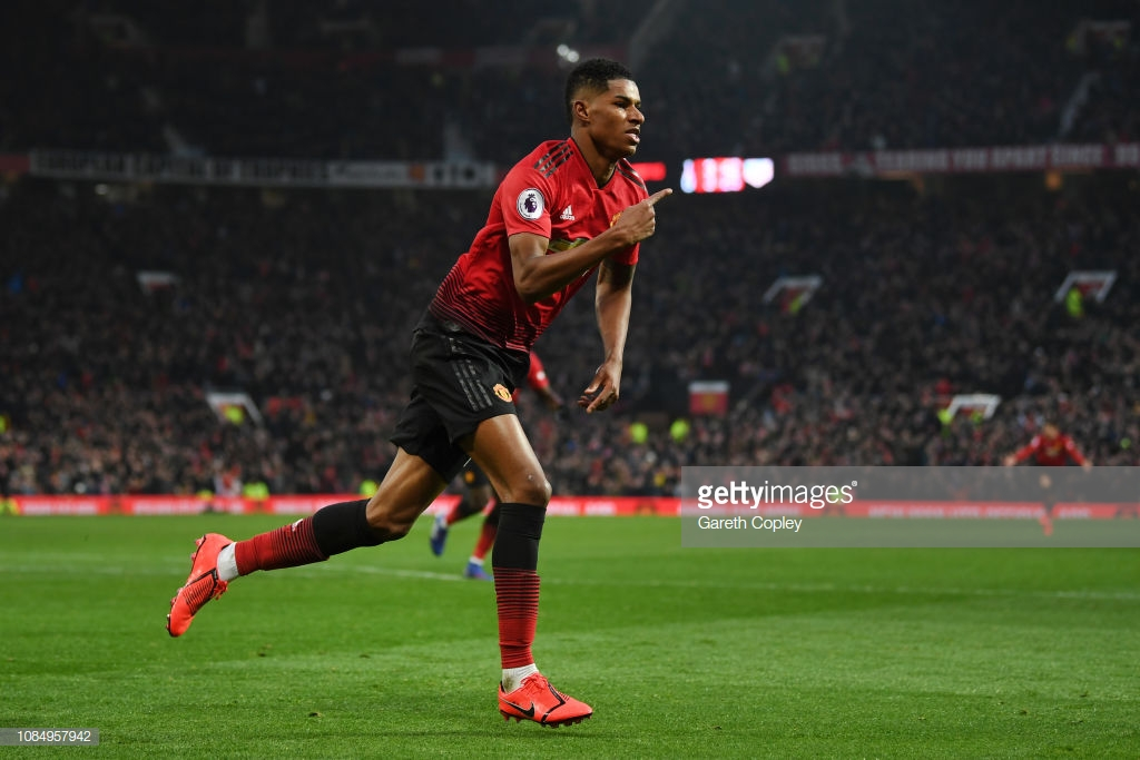 Man United 2-1 Brighton: United continue pursuit of top four with another three points