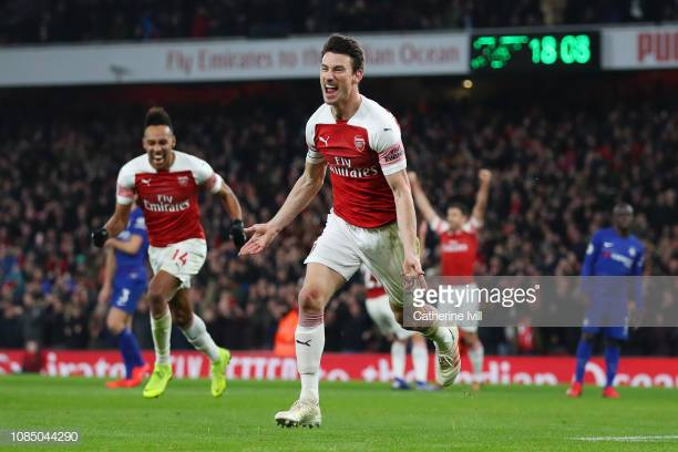 Opinion: Koscielny's actions are out of character