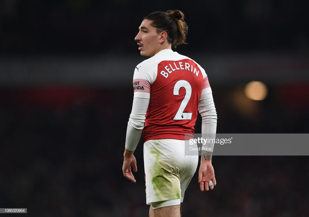 Opinion: Is Bellerin ready to captain Arsenal?