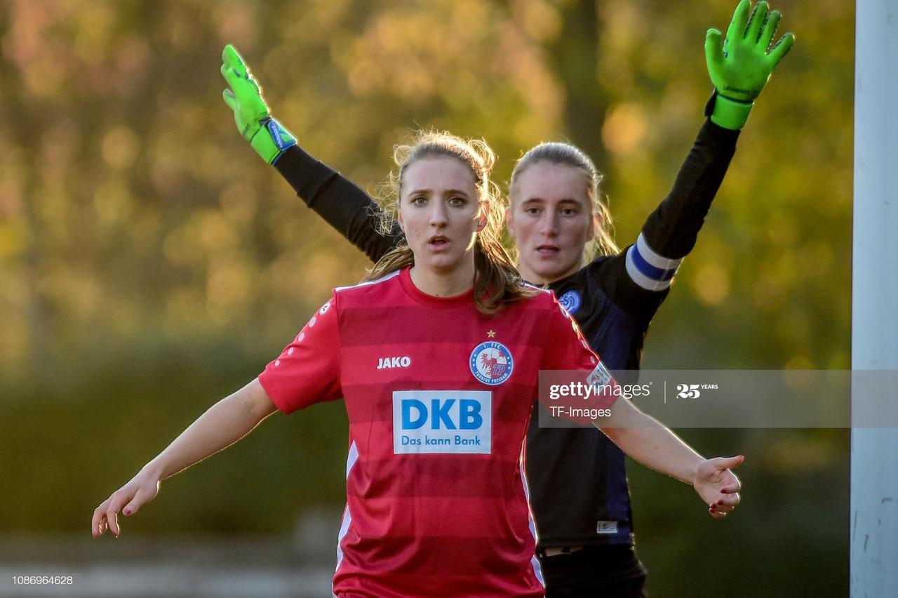 Slovenian striker Lara Prašnikar joins Eintracht Frankfurt
