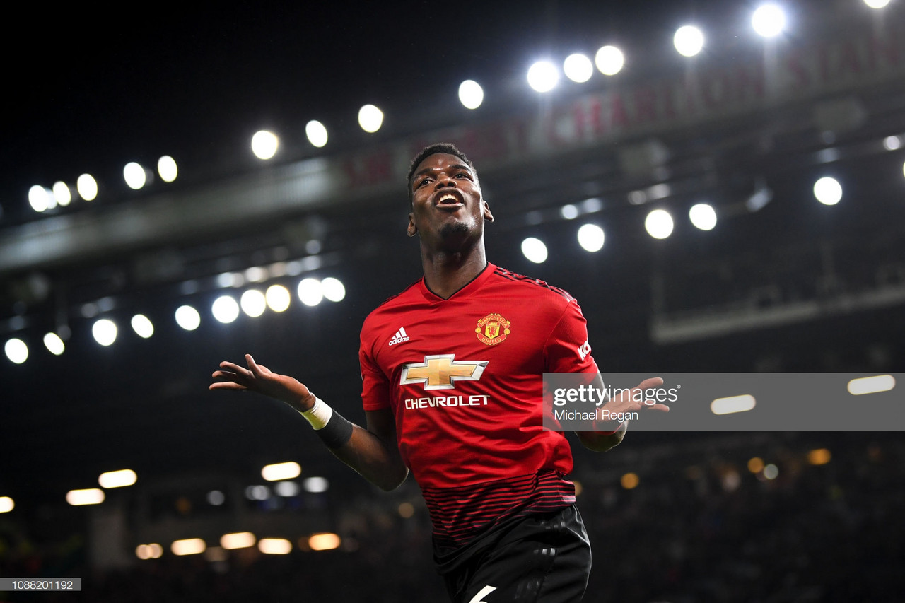 Why Solskjaer must move Paul Pogba forward for Man United