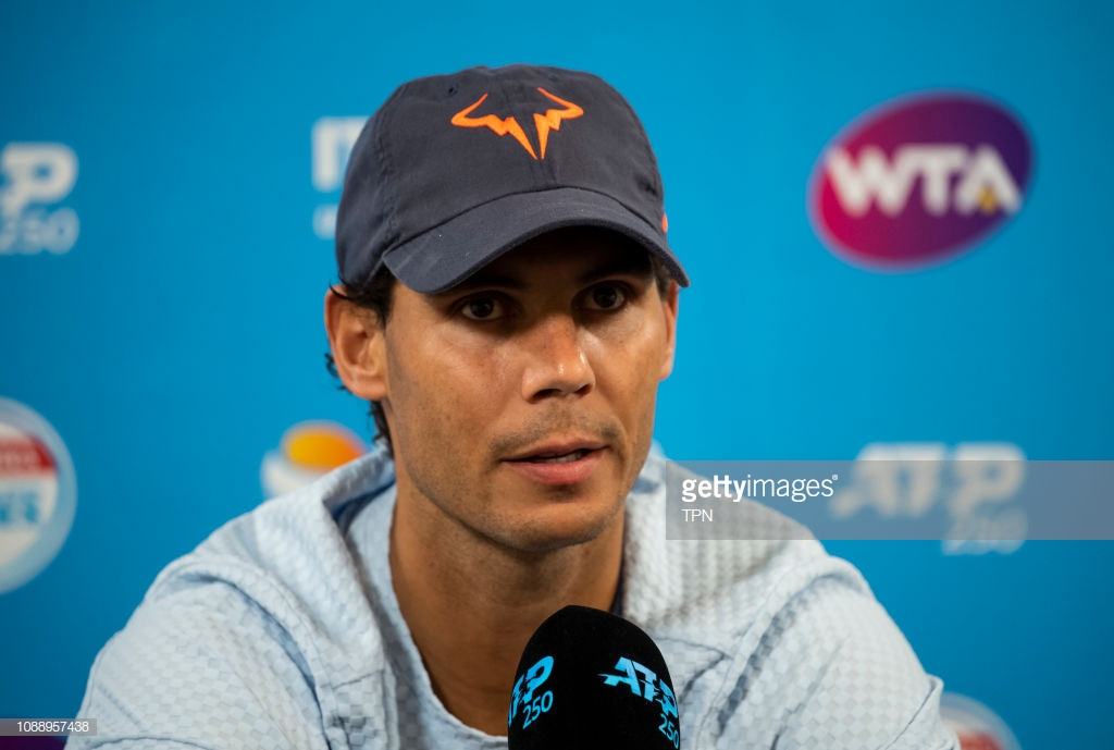 Nadal suffers injury setback ahead of Australian Open