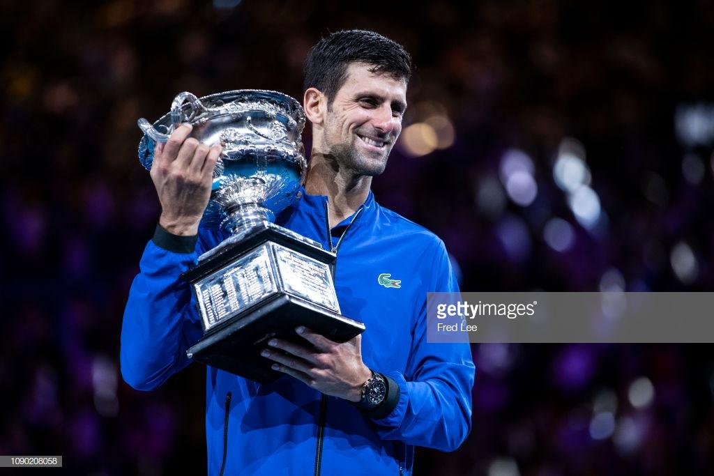 2019 Australian Open: Novak Djokovic routs Rafael Nadal for record seventh title