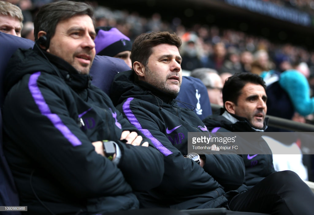 Pochettino hails his courageous side after another late victory