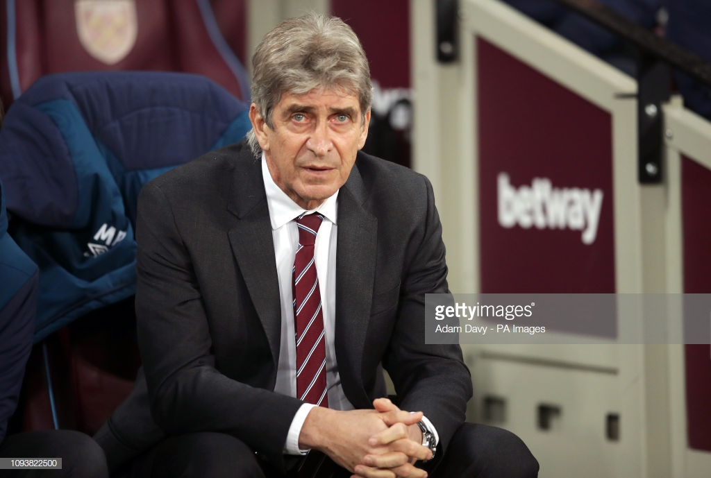 Manuel Pellegrini delighted by his side's performance but are left to rue missed chances