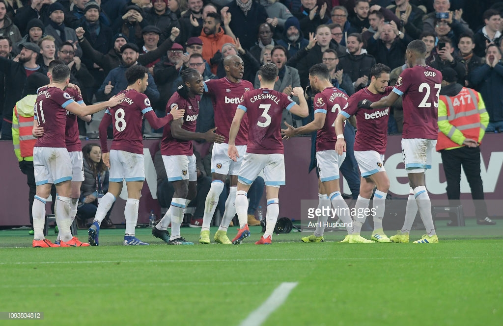 West Ham United 1-1 Liverpool: Hammers hold the Reds as their Premier League title pursuit continues