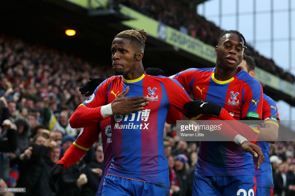 Crystal Palace 1-1 West Ham: Palace left to rue missed chances to punish rusty Hammers