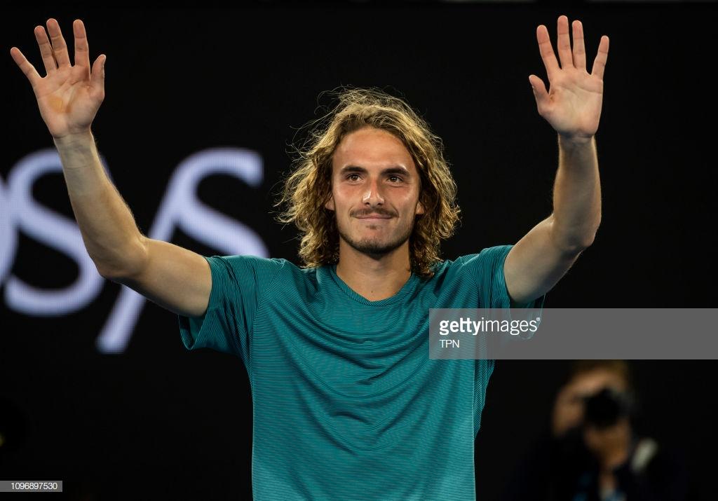 2019 Australian Open: Brilliant Tsitsipas ends Federer's reign with four set victory
