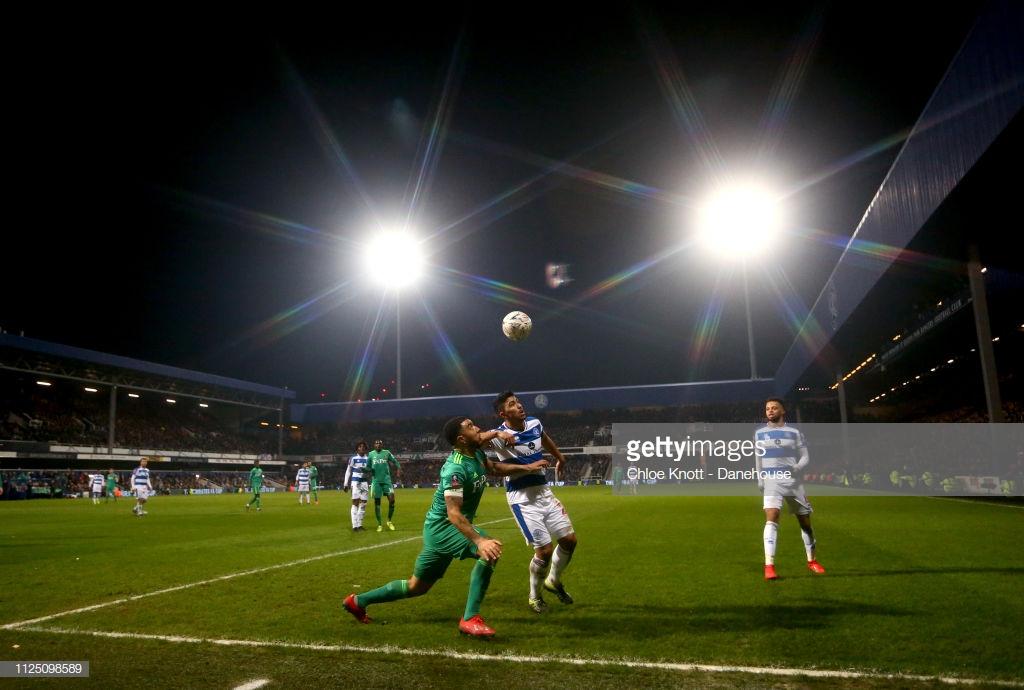 Queens Park Rangers 0-1 Watford: Hornets progress through to FA Cup quarter-finals