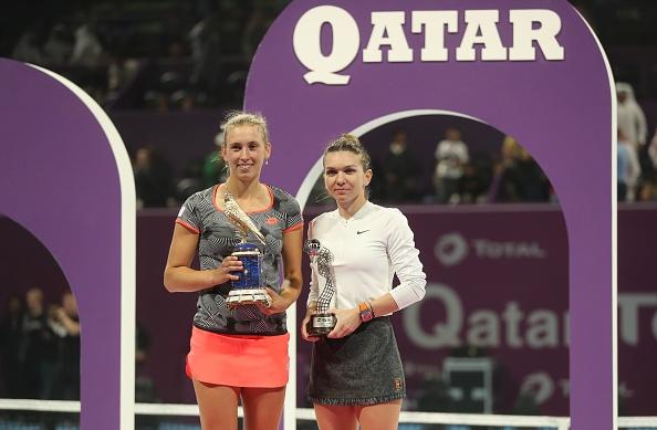 WTA Prague Final Preview: Simona Halep vs Elise Mertens