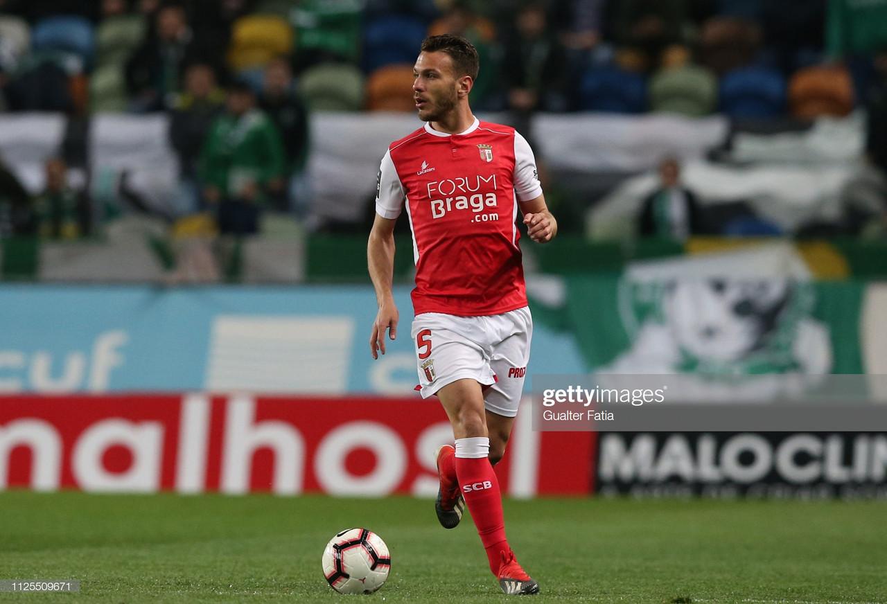 Nuno Sequeira renova pelo SC Braga