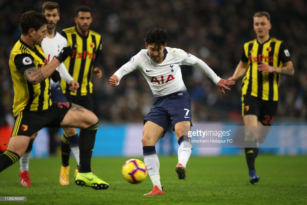 The Warm Down: Son shines after a cold start from Spurs on an icy night at Wembley