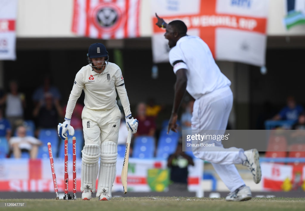 West Indies wrap up the Series in just seven days against toothless England