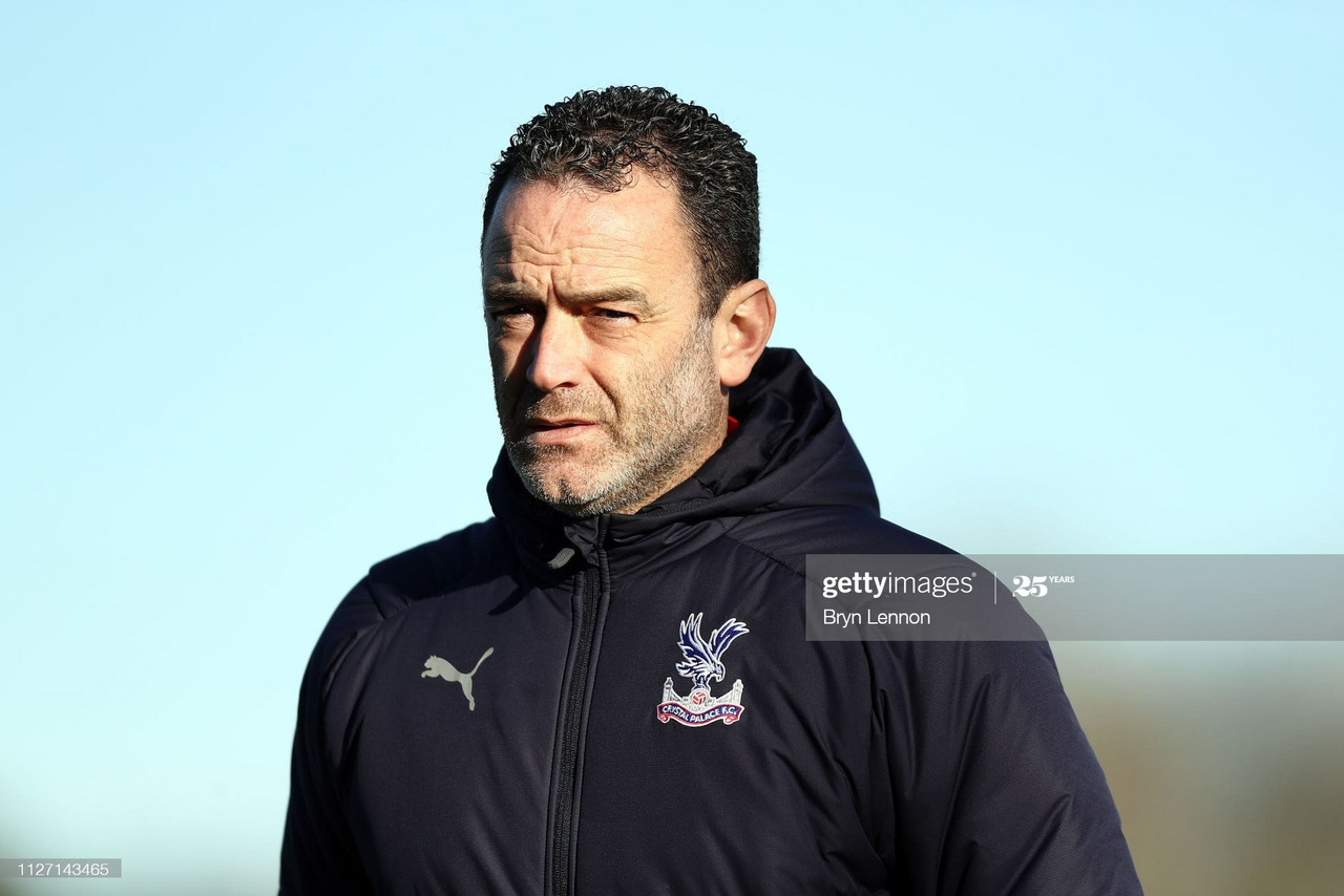 """""""I really cannot wait to see them play together. It's going to be exciting!"""" - Crystal Palace manager Dean Davenport"""