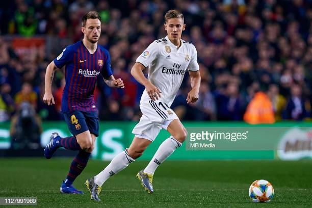 Marcos Llorente crosses Madrid to sign for Atletico