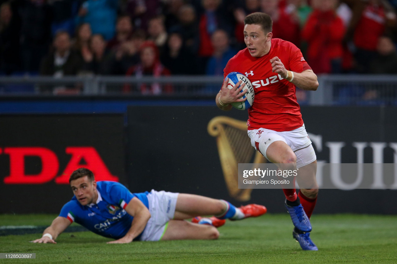 2020 Six Nations: Wales dominate with a 42-0 opening win over Italy