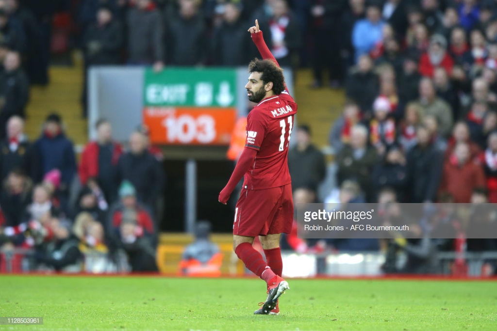 Liverpool 3-0 Bournemouth: Reds return to top with convincing win