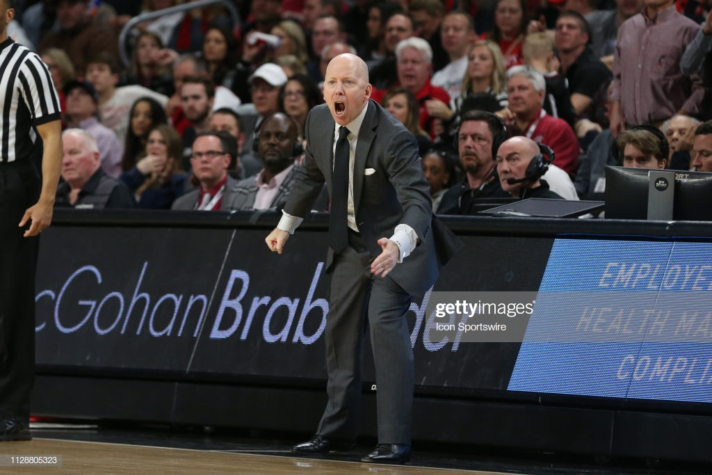 Mick Cronin announced as UCLA head coach