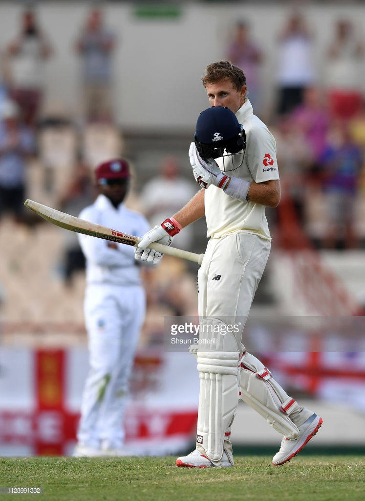 West Indies vs England - Third Test, Day Three: Root hits ton as England increase their lead
